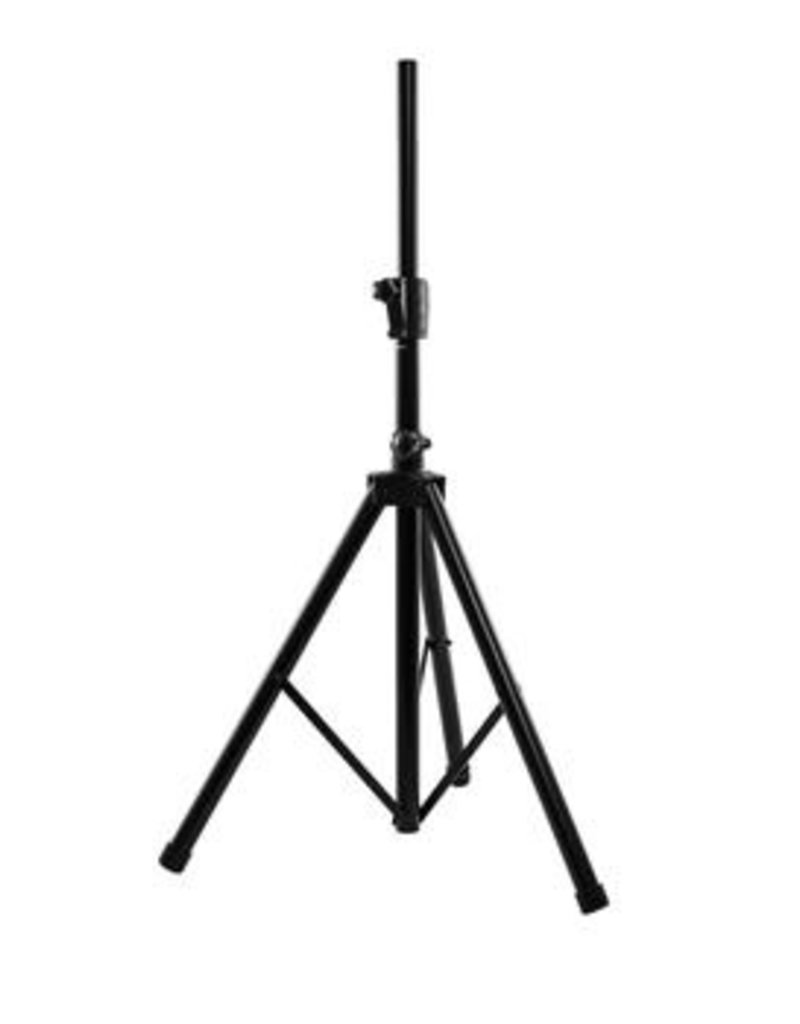 Pneumatic speaker stand