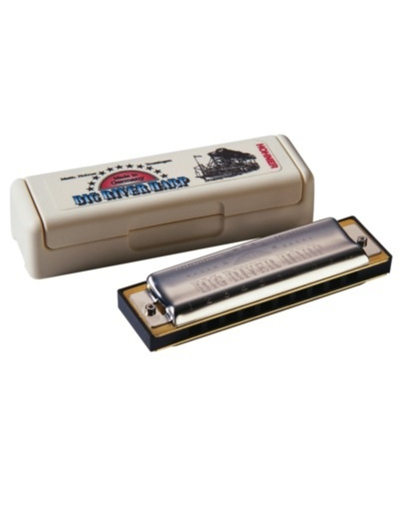 Hohner Big River Harp MS Diatonic Harmonica