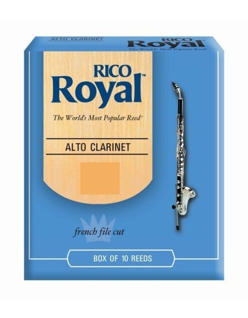 Rico Royal Alto Clarinet Reeds Box of 10