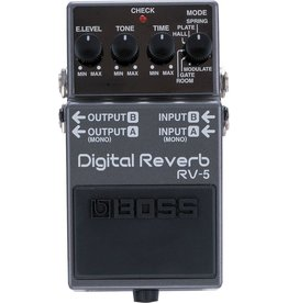 Boss USED RV-5 Digital Reverb