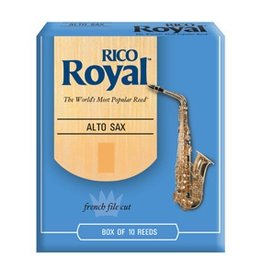 Rico Royal Alton Sax Reeds Box of 10