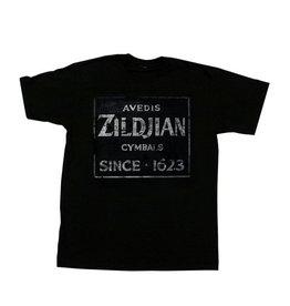 Zildjian Vintage Sign Tee Size-XL