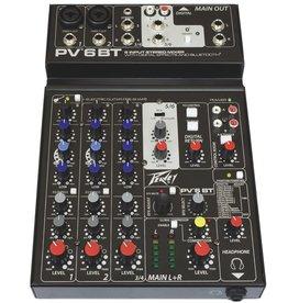 Peavey Peavey PV 6 BT Mixer