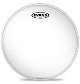 """Evans 10"""" Hydraulic Glass Clear Tom Head"""