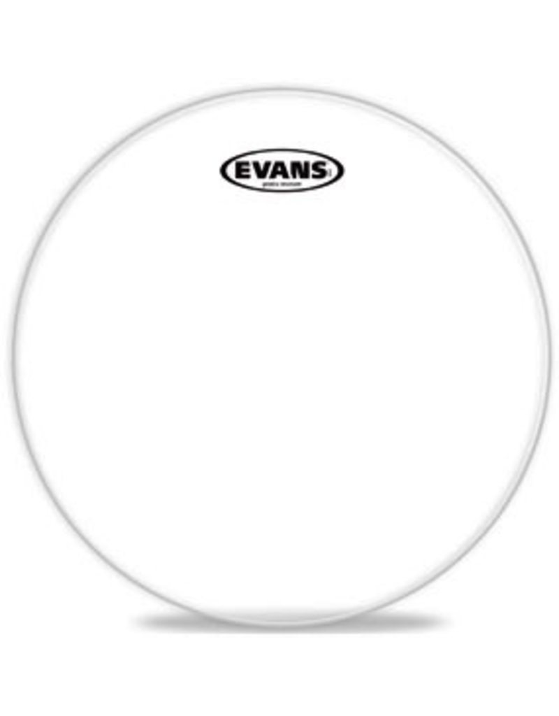 "Evans 14"" Genera Resonant Clear"