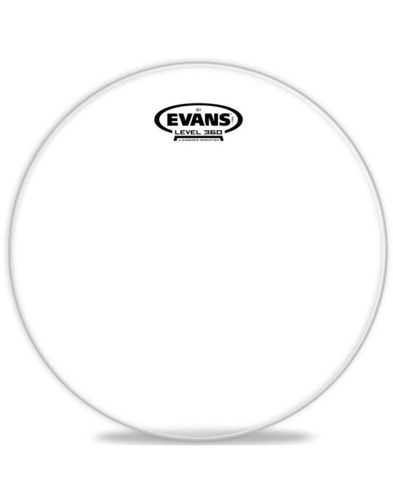 "Evans 10"" G1 Clear Tom Heads"