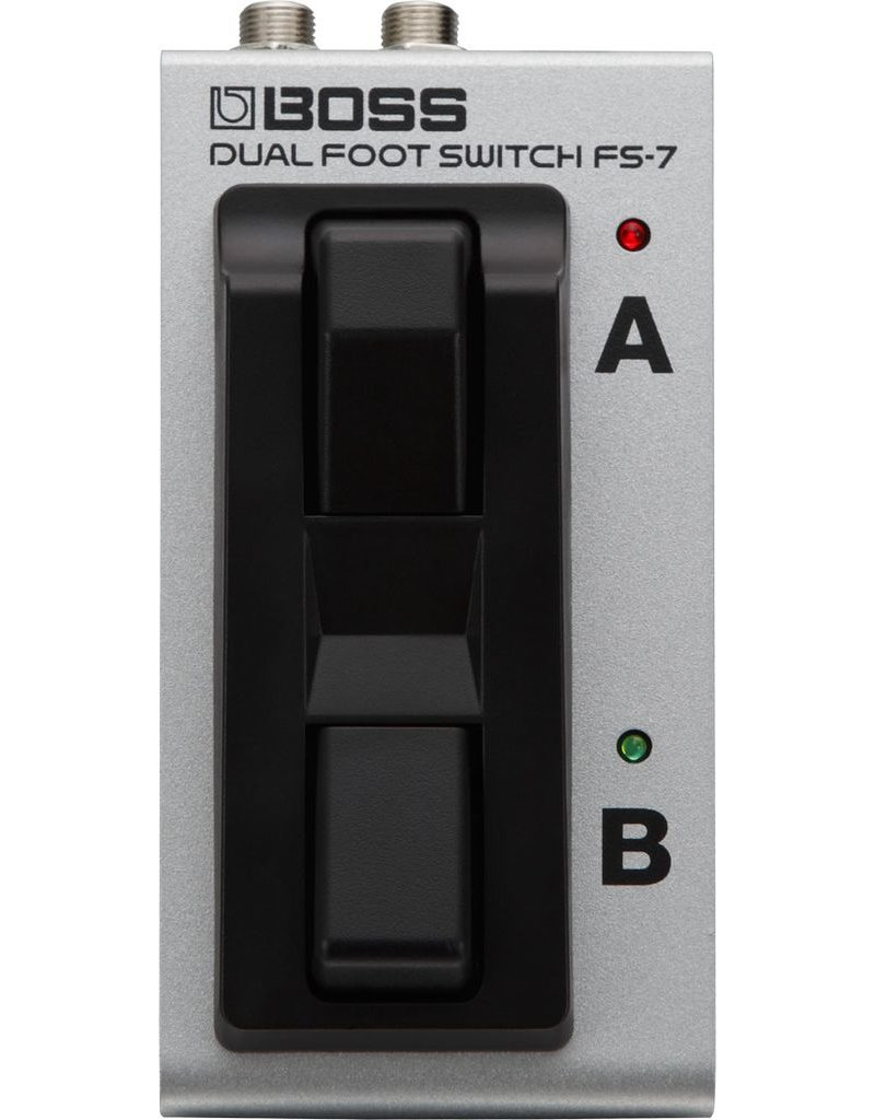 Boss FS-7 Dual Footswitch Pedal
