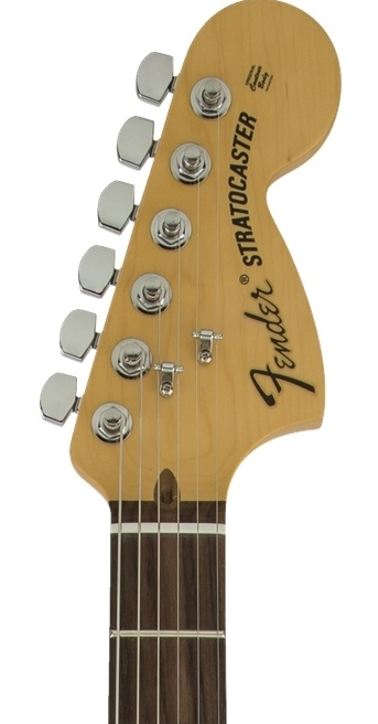 Fender Fender American Special Stratocaster Electric Guitar-Sonic Blue
