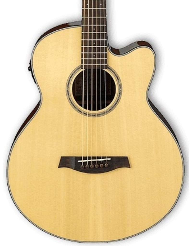 Ibanez AELBT1NT Acoustic/Electric Baritone Guitar-Natural