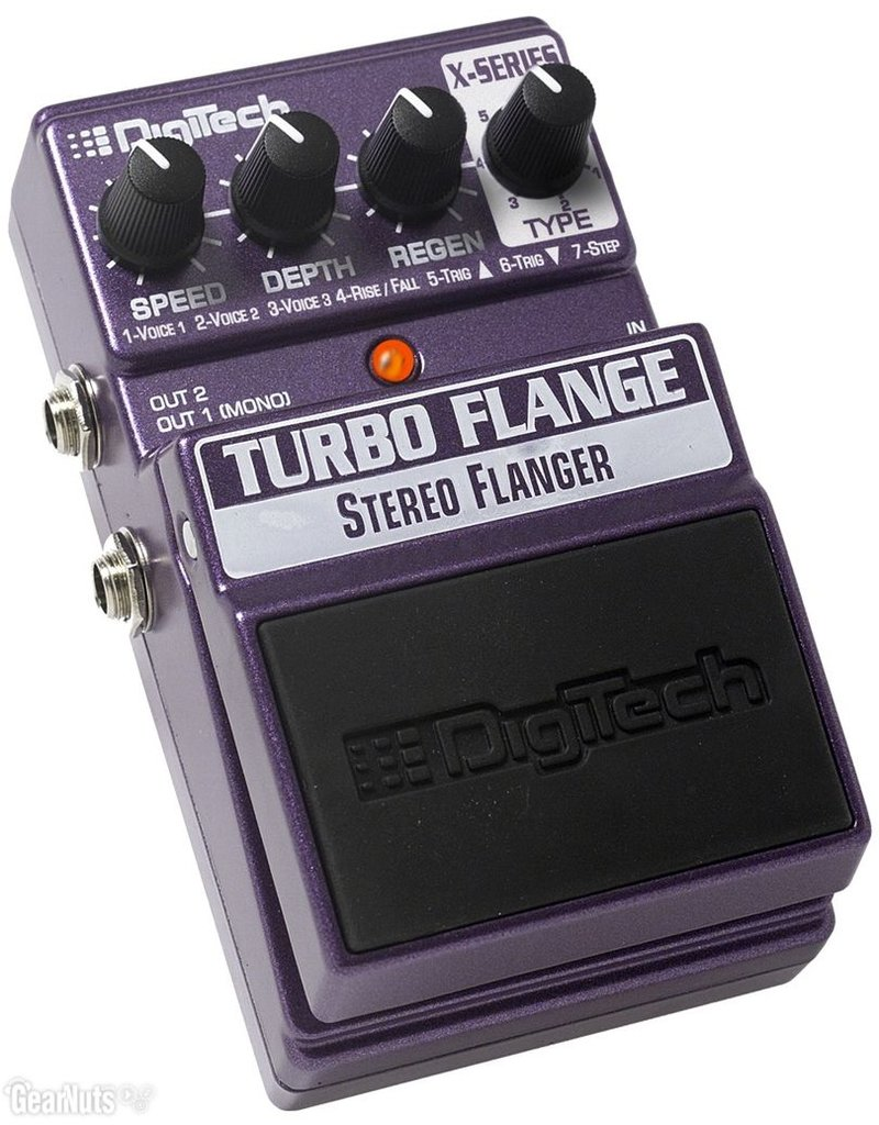 Digitech This item has been bench tested and is in good working order. All used items come with a 90 Day Warranty.