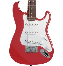Squier Fender Squier Mini Strat Electric Guitar-Torino Red