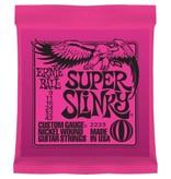 .009-.042 Custom Gauge Electric Guitar Strings, Nickel Wound, Super Slinky