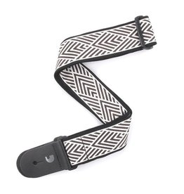 Planet Waves African Geometric Guitar Strap