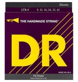 DR Hi-Beams Nickel Plated Electric Guitar Strings - Light