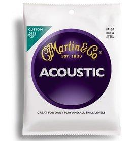 Martin M130 Silk & Steel Acoustic Guitar Strings - Custom