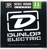 Dunlop Nickel Wound Gauge Electric Guitar Strings - Medium Heavy