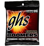 GHS Boomers GHSGBL Nickel Plated Electric Guitar Strings - Light