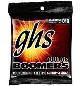 GHS Boomers GHSGBL Nickel Plated Electric Guitar Strings - Light