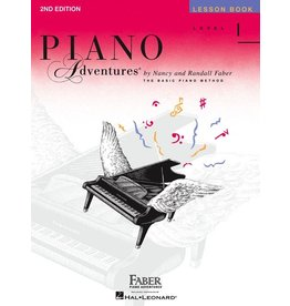 Piano Adventures<br /> Series: Faber Piano Adventures<br /> Publisher: Faber Piano Adventures<br /> Format: Softcover<br /> Composers: Randall Faber, Nancy Faber<br /> Piano Level: 1