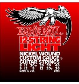 Ernie Ball 2233 12-String Electric Guitar Strings - Light