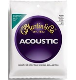 Martin .0115-.047 12-String Acoustic Guitar Strings, Silk & Steel