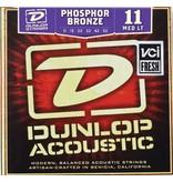 Dunlop DAP1152 Phosphor Bronze Acoustic Guitar Strings - Medium Light
