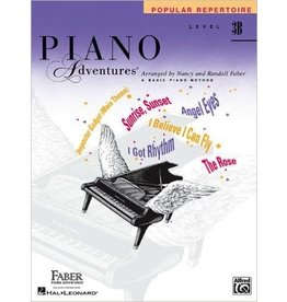 Faber Piano Adventures Level 3B - Popular Repertoire Book