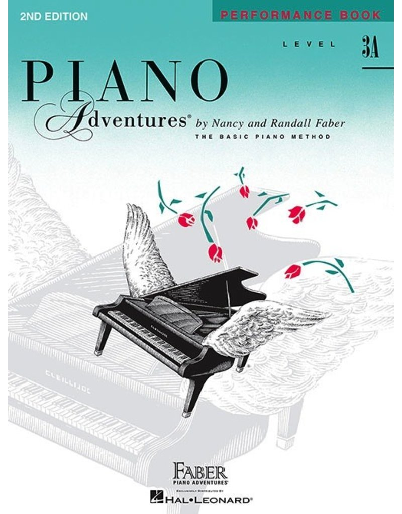 Faber Piano Adventures Level 3A - Performance Book