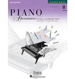 Faber Piano Adventures Level 3B - Lesson Book