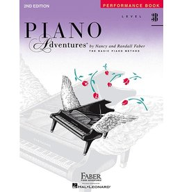 Faber Piano Adventures Level 3B - Peformance Book