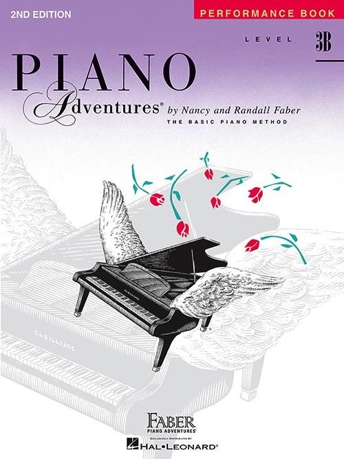 Faber Piano Adventures Level 3B - Peformance Book