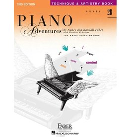 Piano Adventures®<br /> Series: Faber Piano Adventures®<br /> Publisher: Faber Piano Adventures<br /> Format: Softcover<br /> Composers: Nancy Faber, Randall Faber<br /> Piano Level: 2B