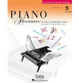 Faber Piano Adventures Level 2B - Sightreading Book