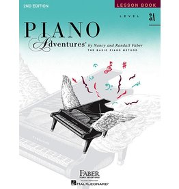 Faber Piano Adventures Level 3A - Lesson Book