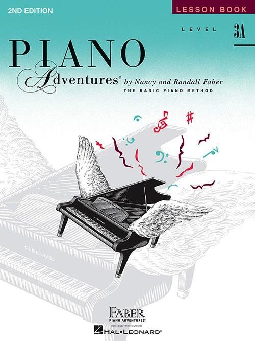 Faber Piano Adventures Level 3A - Lesson Book