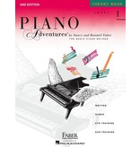 Piano Adventures Level 1 - Theory Book - 2nd Edition