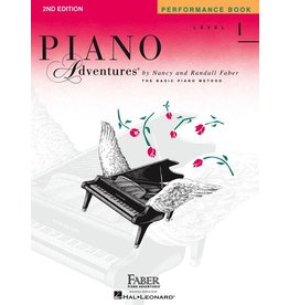 Piano Adventures Level 1 - Performance Book - 2nd Edition