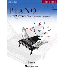 Piano Adventures Series FaberPiano Level: 2A Lesson Book