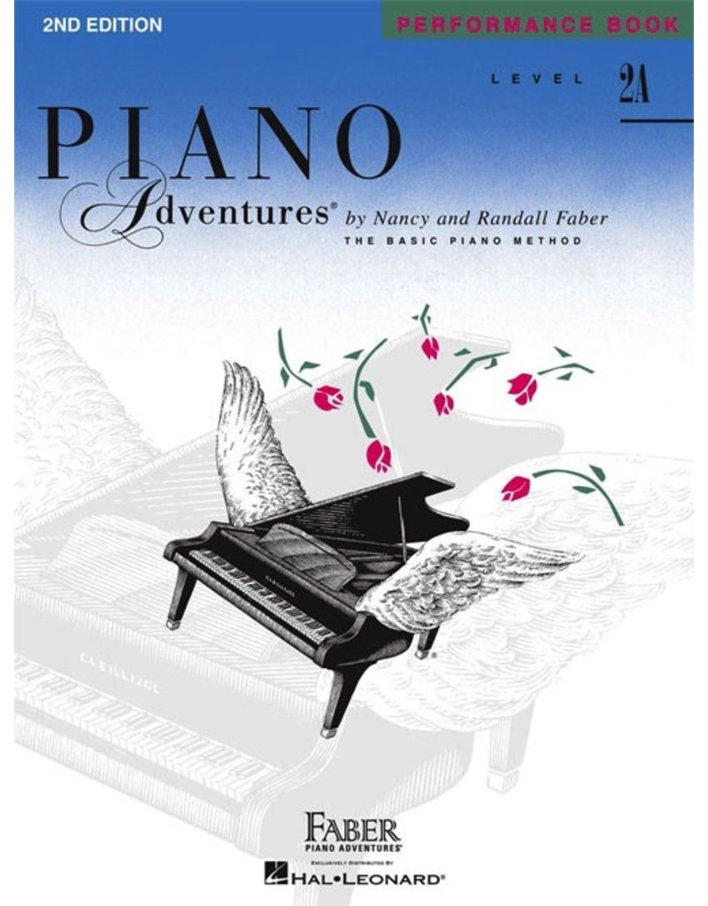 Piano Adventures Level 2A - Performance Book - 2nd Edition