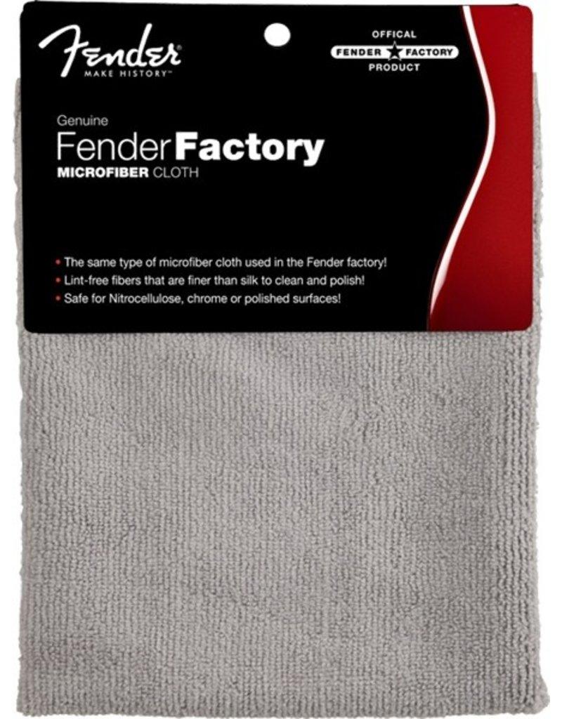 Fender Fender Factory Microfiber Polish Cloth