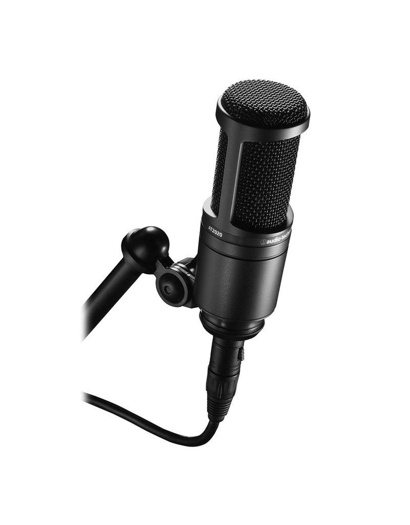 Audio Technica Audio Technica AT2020 Cardioid Condenser Microphone