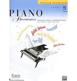 Piano Adventures®<br /> Series: Faber Piano Adventures®<br /> Publisher: Faber Piano Adventures<br /> Format: Softcover<br /> Composers: Nancy Faber, Randall Faber<br /> Piano Level: 2A