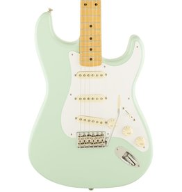 Fender Classic Series '50s Strat Electric Guitar-Surf Green
