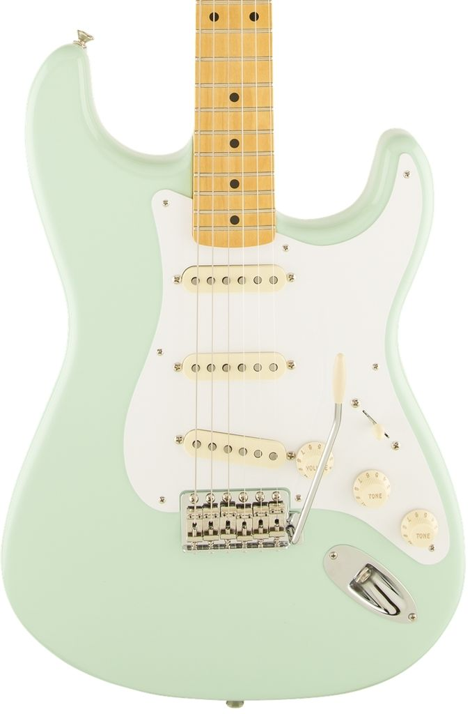 Fender Classic Series '50s Stratocaster®, Maple Fingerboard, Surf Green