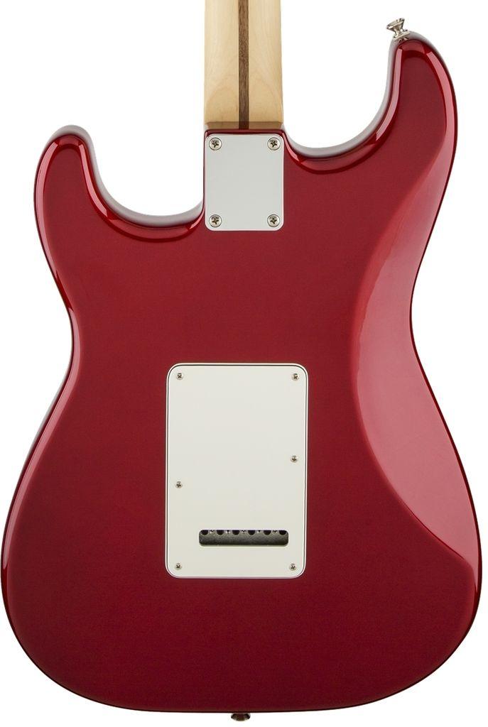 Fender Fender Standard Strat Electric Guitar-Candy Apple Red
