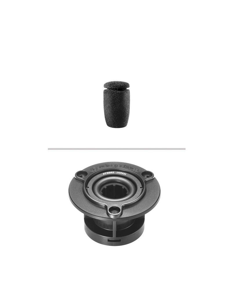 Audio Technica U857QL Cardioid Condenser Quick-Mount Gooseneck Microphone