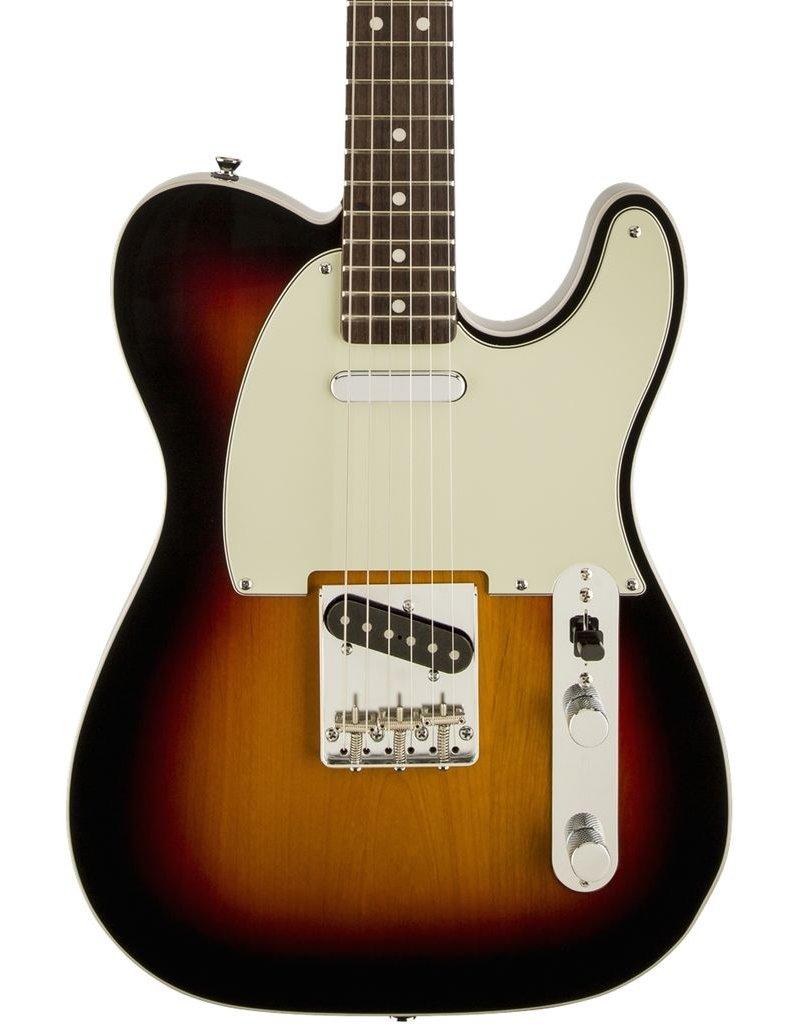Fender Classic Vibe Telecaster® Custom, Rosewood Fingerboard, 3-Color Sunburst