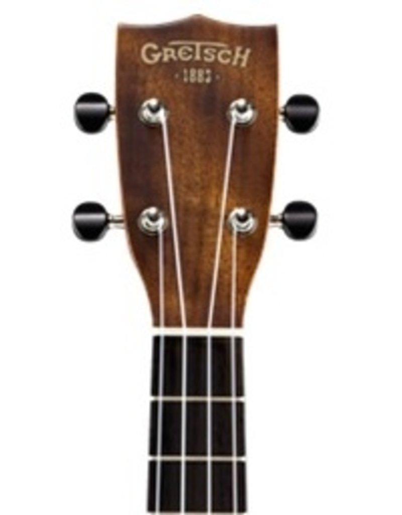 Gretsch G9120 Tenor Standard Ukulele w/Gig Bag, Rosewood Fingerboard, Vintage Mahogany Stain