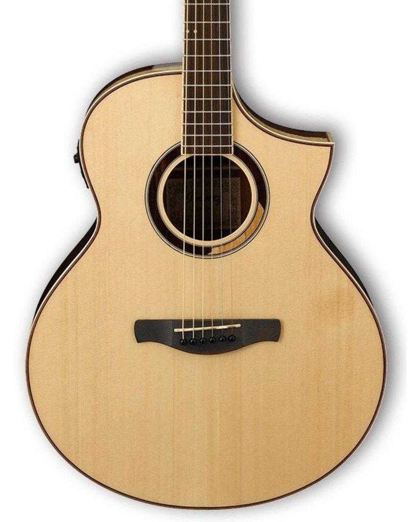 Ibanez Ibanez AEW51NT Acoustic Guitar-Natural