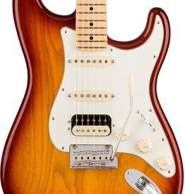 Fender American Pro HSS Shawbucker Strat Guitar-Sienna Sunburst